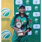 Iram bats Pakistan to victory in third T20I against South Africa
