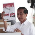 Official count shows Widodo reelected as Indonesian leader