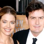 Denise says Charlie Sheen has aged 'terribly'