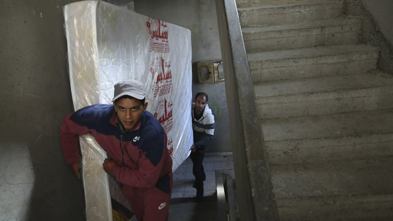 For Gaza grooms, crippling debt overshadows marital bliss