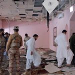 Three martyred, 23 injured in Quetta mosque bombing