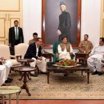 PTI is not looking for division of Sindh, says PM