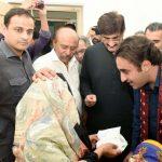 Bilawal accuses PM Imran of blackmailing NAB