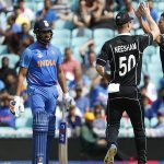 Boult and Jadeja stand out as New Zealand thump India by 6 wickets in warm-up game