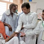 Grievances pour in as PM visits police station, hospitals
