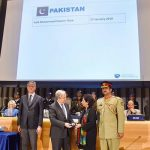 Pakistani peacekeeper honoured with UN medal posthumously at ceremony