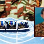 Int'l Peacekeepers Day: UN honours Pak peacekeeper posthumously