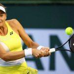Yastremska sinks Garcia in epic final to claim Strasbourg title