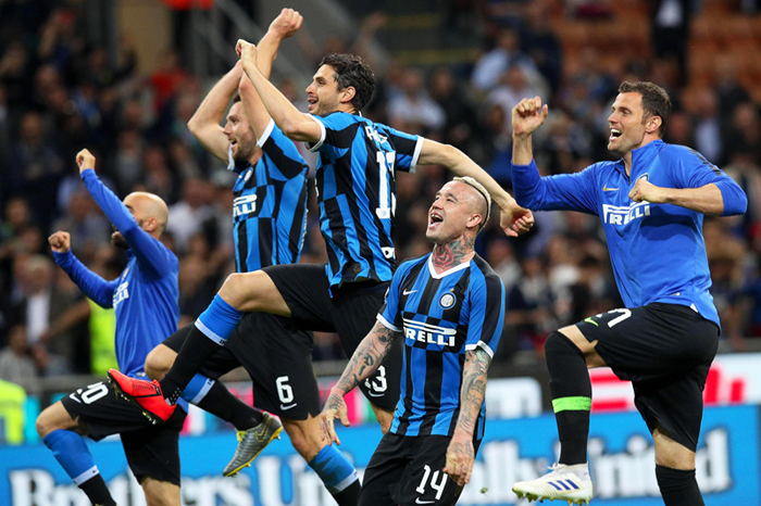 Inter Milan Sneak Into Champions League After Dramatic