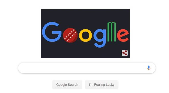Google Welcomes Cricket World Cup 2019 With Doodle Daily Times