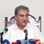 Qureshi, Pompeo discuss regional security