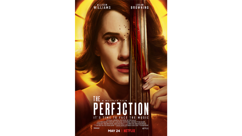 The Perfection' — Allison Williams, Logan Browning's