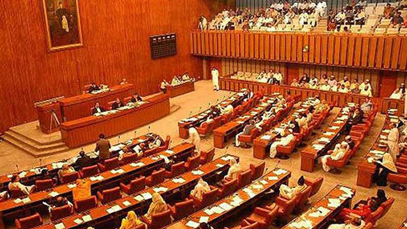 Pandemonium spoils another session of National Assembly