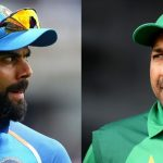 Rivals India and Pakistan clash in high-octane World Cup tie today