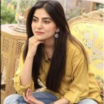 Sanam Baloch does Sheikh Rasheed on Tik Tok