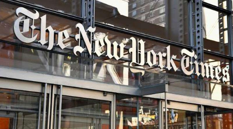 Trump assails New York Times as treasonous - Newswatch