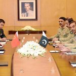 COAS reaffirms 'unwavering' support for CPEC security