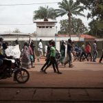 Two AFP journalists beaten, detained in C. Africa