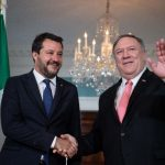 In Washington, Salvini stresses Italy's closeness to Trump admin
