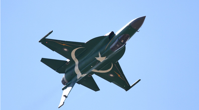 PAF JF-17s enthrall Paris Air Show audience - Daily Times