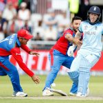 Morgan sets new sixes record as England thrash Afghanistan by 150 runs