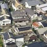 Quake shakes NW Japan, causes 21 injuries and minor damage