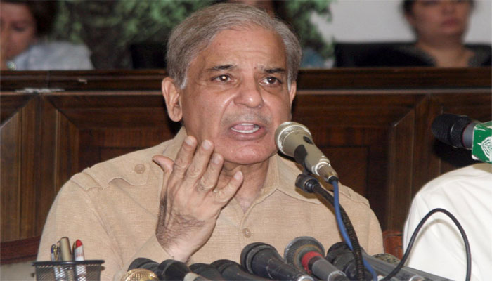 Shahbaz Sharif criticises govt over budget in National Assembly