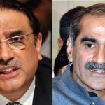 NA speaker issues Zardari, Kh Saad's production orders