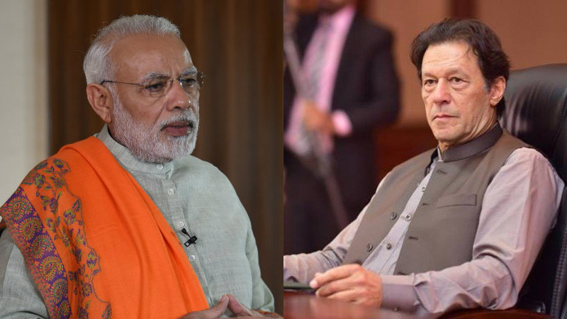 Modi responds 'positively' to Imran's peace message