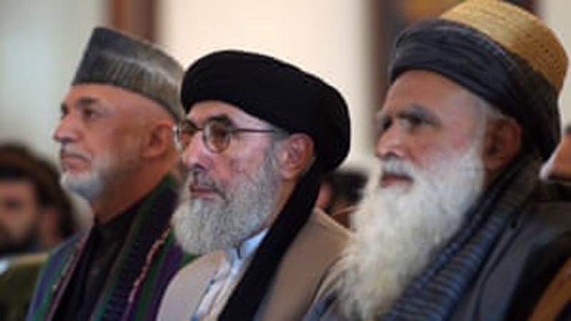 Hekmatyar among Afghan political leaders in Pakistan for
