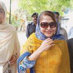 Court extends Faryal Talpur's remand till July 8