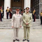 COAS Bajwa meets UK army chief, bilateral military ties discussed