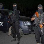 Three terrorists killed in Karachi