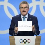 Milan and Cortina d'Ampezzo to host 2026 Winter Olympic Games