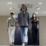 Ageing South Koreans begin a new chapter on the catwalk and on YouTube