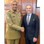 COAS discusses Afghan peace process with UK NSA