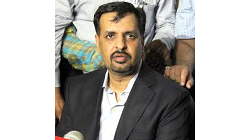 MQM-P staging drama, turning into MQM-H: Mustafa Kamal