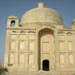 The golden Mir Allahyar Khan Talpur Graveyard