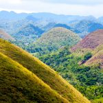 The wondrous Chocolate Hills