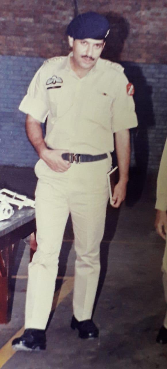 Maj Muhammad Ali
