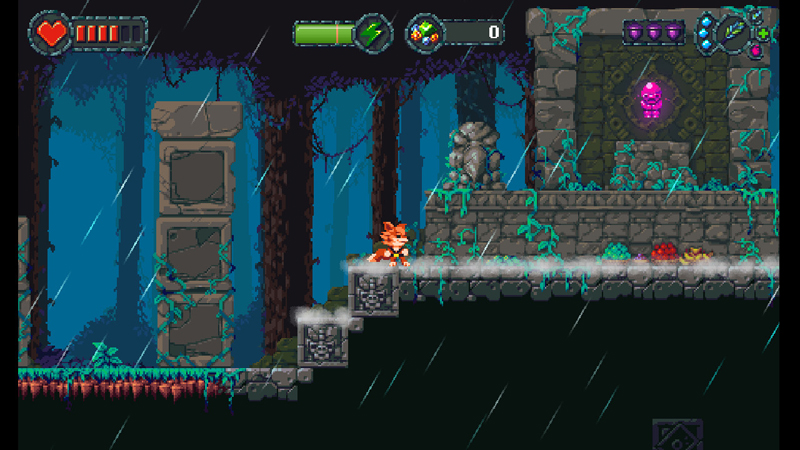 Furwind' — finding gems and blundering around dungeons - Daily Times