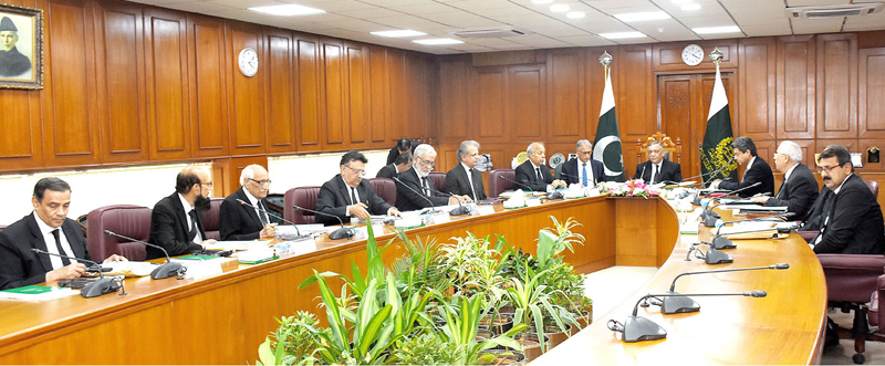Five names okayed for appointment as PHC additional judges - Daily Times