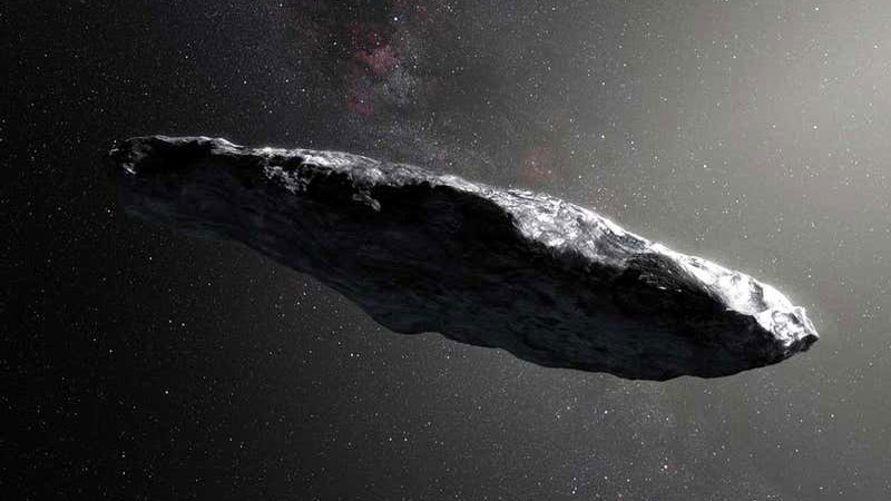Oumuamua Not An Alien Spacecraft, But No One Knows What It Is