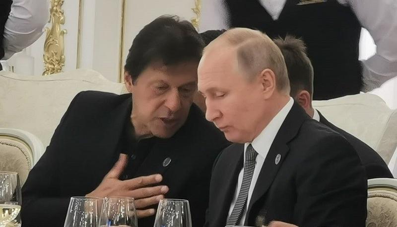 Pakistan seek Russia's support over Occupied Kashmir