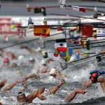 As Olympics near, swimmers look to make their mark at worlds