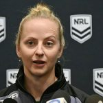 First woman to referee in Australia's scandal-plagued NRL