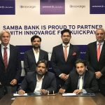 Samba Bank joins hands with Innovarge