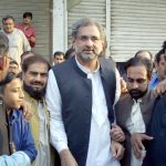 Former PM Khaqan Abbasi released on parole