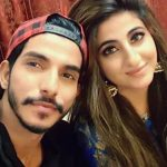 Celebrities come out in support of Mohsin Abbas Haider's wife