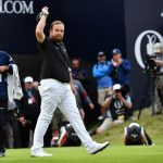 Brilliant Lowry shoots 63 to seize four-shot Open lead on 'incredible day'
